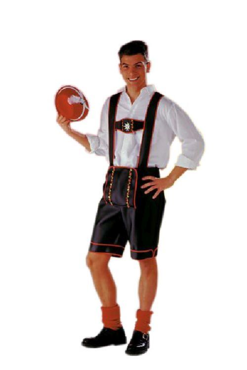 karneval herren kost m trachtenhose anton oktoberfest ebay. Black Bedroom Furniture Sets. Home Design Ideas