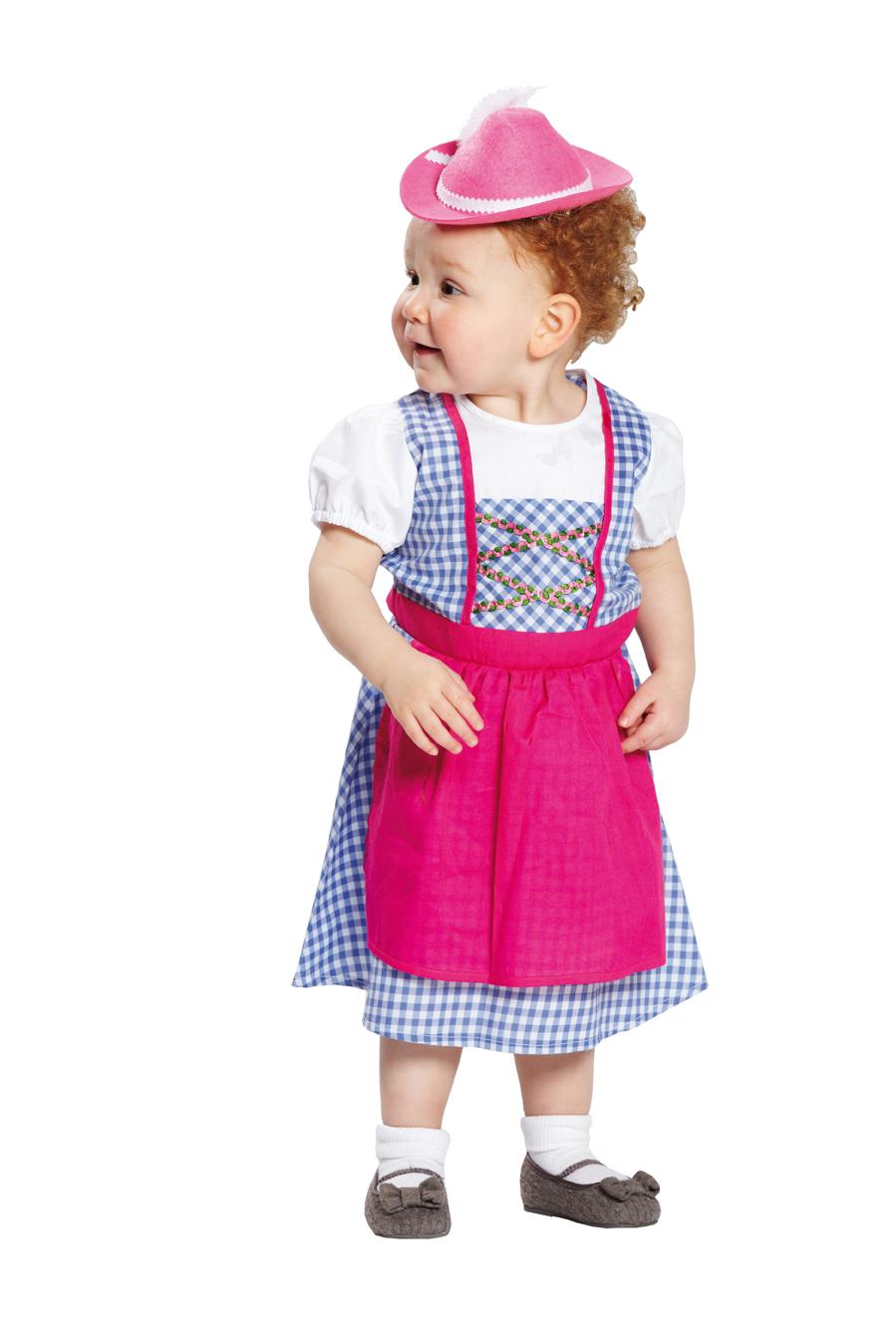 Karneval Kinder Kostüm Heidi Kleid Oktoberfest verkleiden   eBay