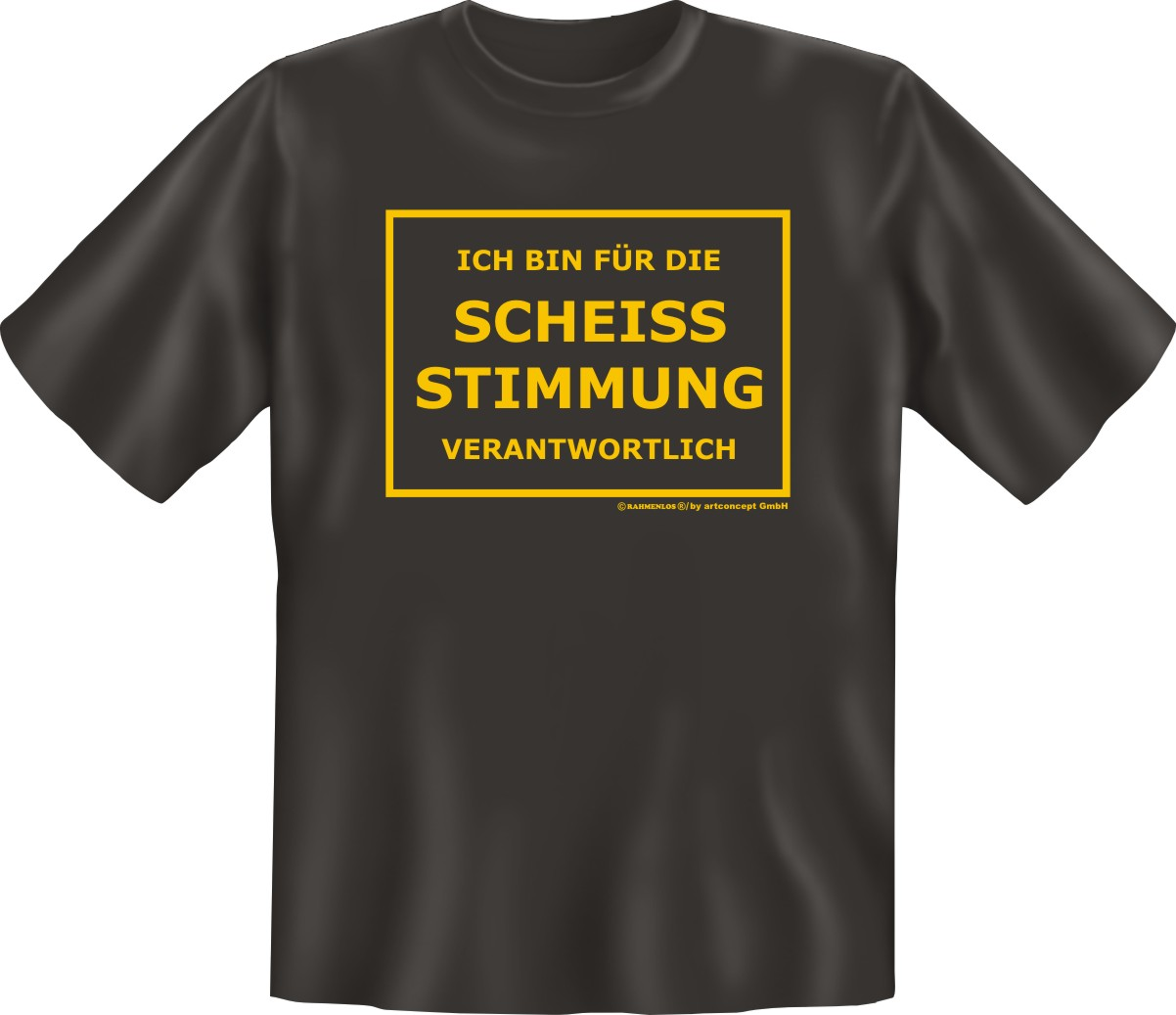 druck t shirt mit spruch geschenk party scheiss stimmung. Black Bedroom Furniture Sets. Home Design Ideas