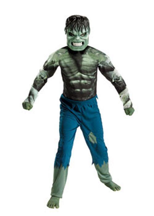 comic held hulk kinder kost m monster ungeheuer gr 104 ebay. Black Bedroom Furniture Sets. Home Design Ideas
