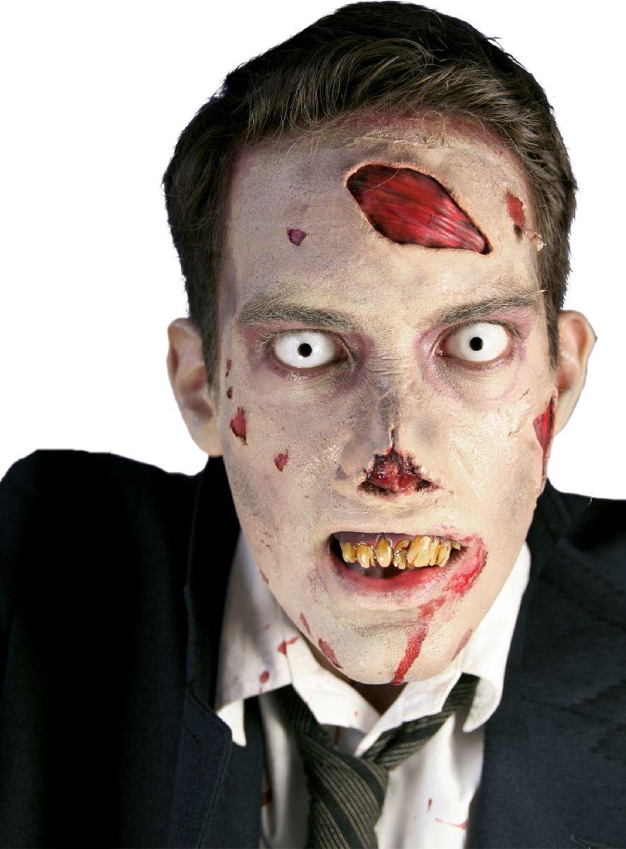 Zahne Gebiss Kostum Zubehor Zombie Halloween Karneval Fasching Ebay