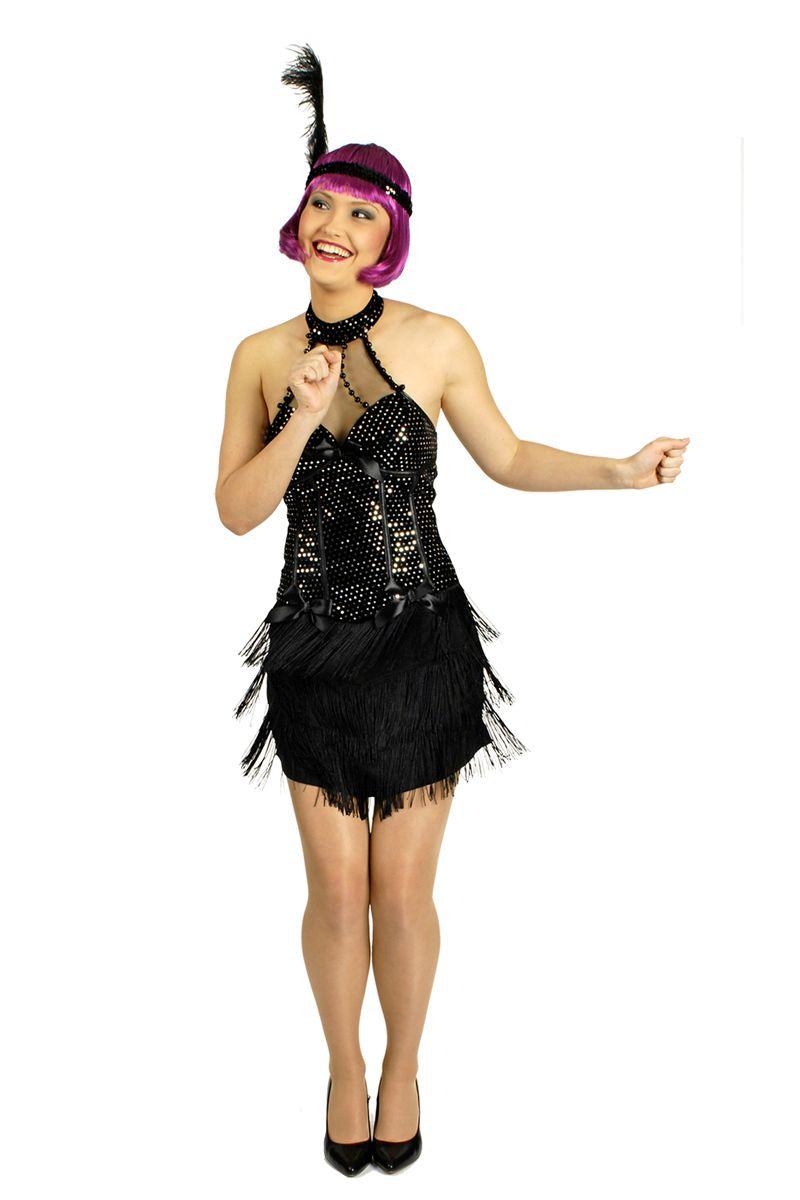 k r 20er jahre damen kost m charleston karneval fasching. Black Bedroom Furniture Sets. Home Design Ideas