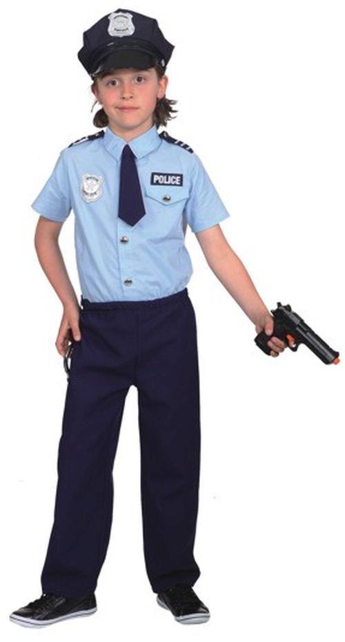 Kinder Kostum Polizei Uniform Fur Jungen Madchen Kleinkind Polizist