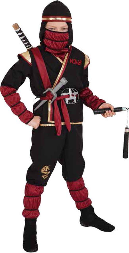 orl kinder kost m ninja k mpfer karneval fasching ebay. Black Bedroom Furniture Sets. Home Design Ideas