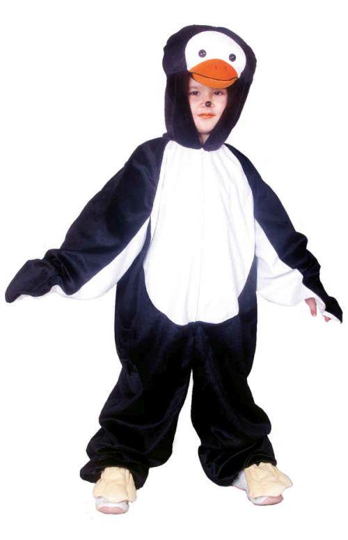 kinder kost m pinguin als tier verkleiden zu karneval. Black Bedroom Furniture Sets. Home Design Ideas